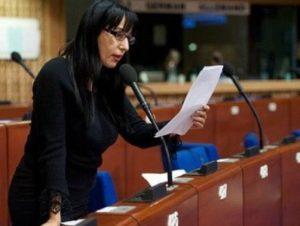Член делегации Армении в ПАСЕ призвала признать Азербайджан военным преступником
