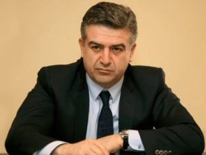 Карапетян назначил нового главу Госкомитета водного хозяйства