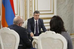 Карен Карапетян: У армян отсутствует прагматизм (Видео)