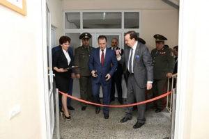 Военно-медицинский учебный центр начал действовать в Ереване при содействии американской стороны
