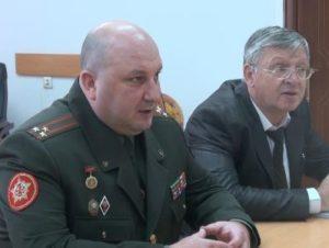 Армения и Беларусь намерены развивать сотрудничество в сфере военной медицины