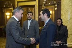 Между Арменией и Ираном налажены традиционно тесные и дружественные отношения – премьер