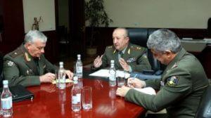 Военно-воздушный атташе России прибыл в Армению, чтобы передать послание