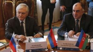Уорлик: Вероятная встреча глав МИД Армении и Азербайджана состоится в начале декабря в Гамбурге