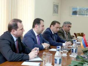 Министр обороны Армении принял сопредседателей Минской группы ОБСЕ
