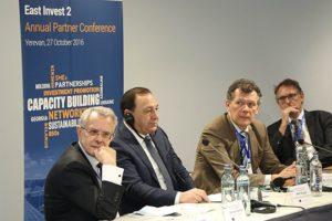 Торговый товарооборот Армении с Евросоюзом в 2015 году составил 1,2 млрд долларов