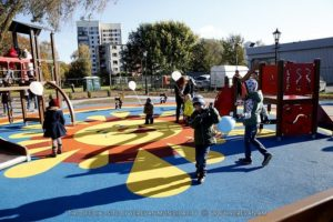 В Риге состоялось открытие парка «Ереван»