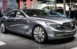 Компания Buick будет развивать премиальный суббренд Avenir