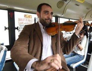 В ереванских автобусах зазвучала классическая музыка (Видео)