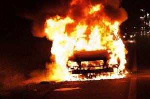 Взорвана машина начальника Ванадзорской тюрьмы