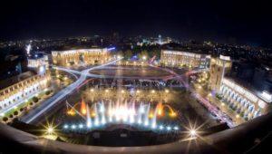 Центр Еревана перекроют в связи с проведением сессии ОДКБ