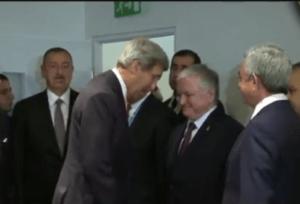 Алиев назвал заявление Джона Керри «как минимум бессовестным»