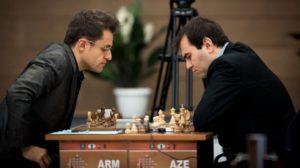 Левон Аронян сыграл в гроссмейстерскую ничью