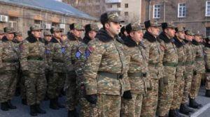 Родители около 1250 военнослужащих, проживающих в Ереване, посетят своих детей