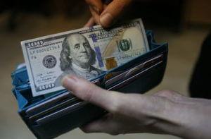 В Армении плавно падает курс доллара и евро