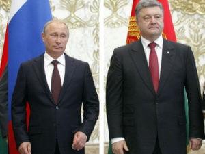 Путин, Порошенко, Меркель и Олланд начали переговоры