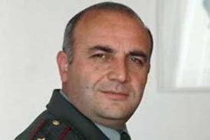 Новым губернатором Сюника станет генерал-майор Вардан Аветисян