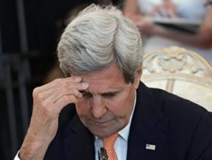 Керри заявил, что в сирийском вопросе его «перехитрили русские»
