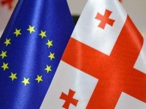 Совет ЕС обсудит вопрос либерализации визового режима для граждан Грузии 5 октября