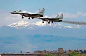В СНГ, в том числе Армении, началась масштабная тренировка сил ПВО
