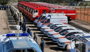 Россия передаст Армении спасательную технику на сумму $36 млн.
