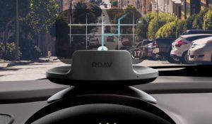 Прозрачный дисплей Roav поможет не отвлекаться от дороги