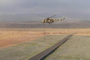 В ВС Армении прошли тактические учения с боевыми стрельбами