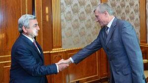 Бордюжа: В ходе эффективного председательства Армении в ОДКБ были приняты ряд важных решений