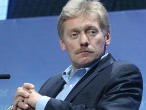 В Кремле не видят предмета для введения санкций в отношении Москвы по Сирии