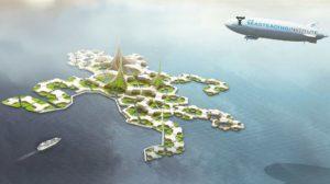 Миллиардеры Кремниевой долины построят свой изолированный остров