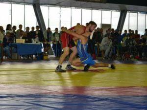 В Запорожье состоялся турнир по греко-римской борьбе, посвященный памяти Нельсона Давидяна