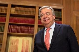 Президент Саргсян поздравил нового генсека ООН с избранием