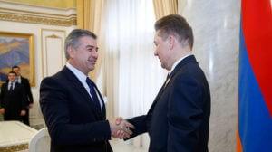 У «Газпрома» самый крупный инвестиционный пакет в Армении – премьер