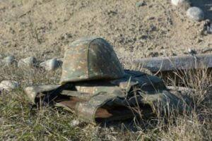 Вследствие нарушения ВС Азербайджана режима перемирия в НКР погиб армянский военнослужащий