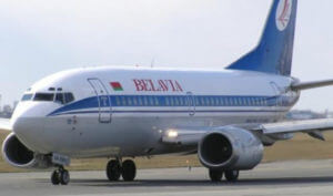 Минск заявил Киеву протест из-за инцидента с самолетом