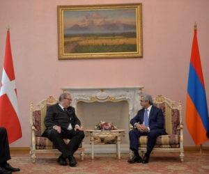 Мальтийский принц в Армении призвал к тесному сотрудничеству христианских народов и организаций