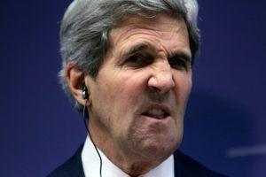 Керри призвал начать расследование военных преступлений России в Сирии