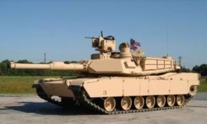 Автономные роботы помогут танку «Абрамс» воевать