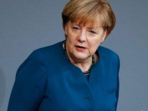 Меркель не исключает новые санкции в отношении России