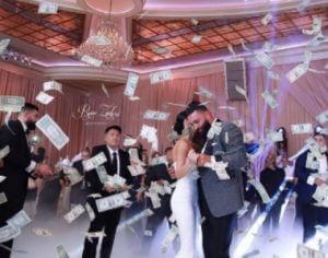 Джек Кешишян и Жаклин Самвелян сыграли свадьбу (Видео, фото)