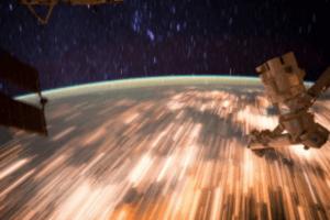 NASA опубликовало уникальное фото ночной Земли