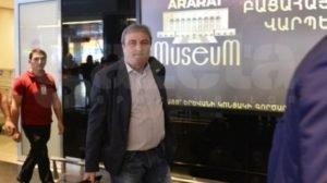 Михай Стойкица возвращается в Армению