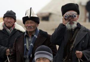 В Киргизии потеряли подлинник конституции