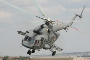 В Узбекистане потерпел крушение вертолет, погибли девять человек