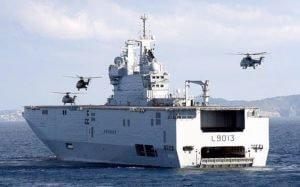 Египет продал России вертолетоносцы «Мистраль» за один доллар