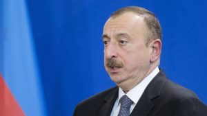 Алиев вспомнил о немцах, а всплыла Российская империя
