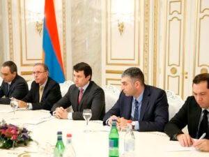 Премьер Армении принял заместителя министра сельского хозяйства, животноводства и снабжения Бразилии