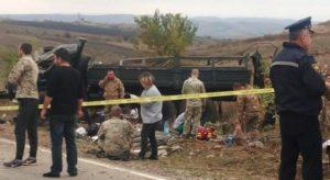 В Грузии погиб военнослужащий армянин