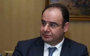 Премьер Армении уволил Ваана Погосяна с должности замглавы Минздрава