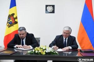 Первое заседание армяно-молдавской межправкомиссии пройдет в 2017 году